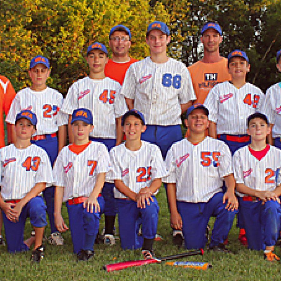 Sixth-grade team enjoys winning season
