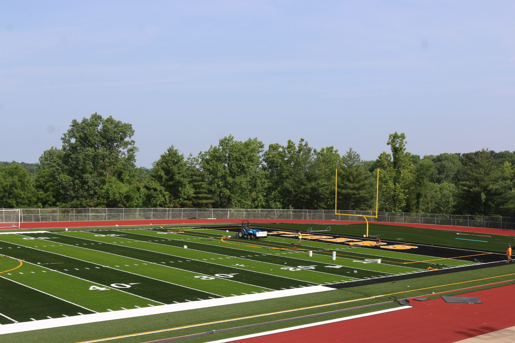 Mehlville School District Eyes Turf At Oakville MHS Baseball Fields