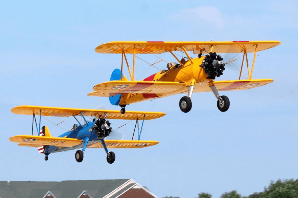 Last+year%E2%80%99s+Sappington-Concord+Memorial+Day+event+featured+a+ceremonial+flyover+by+a+local+group+of+Stearman+Aircraft+Owners.