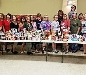 Blue Star Mothers partner with VFW to support troops, military families