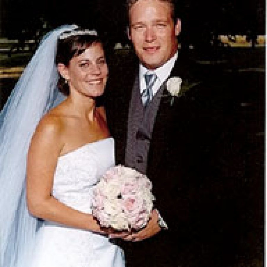 Mr. and Mrs. Brian Walton