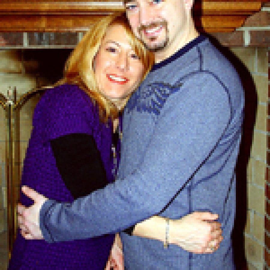 Cyndi Weinmann and Steve Bauman